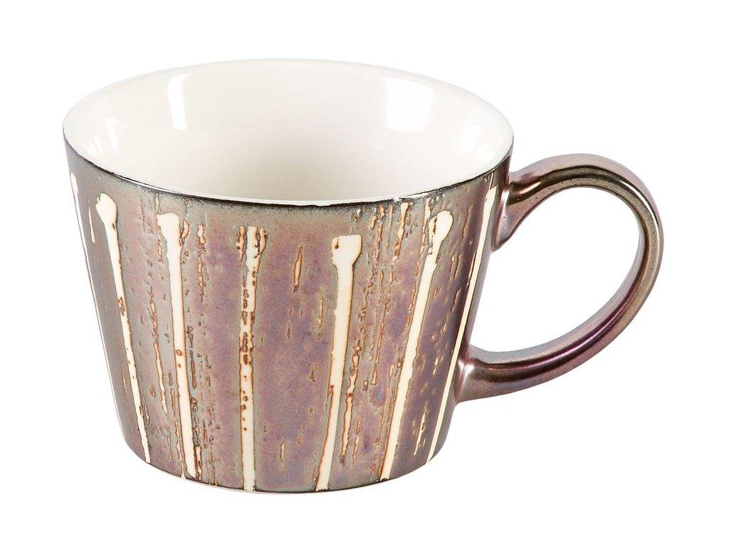 Thore - porcelánový hrnek 0,3 l, bronzový