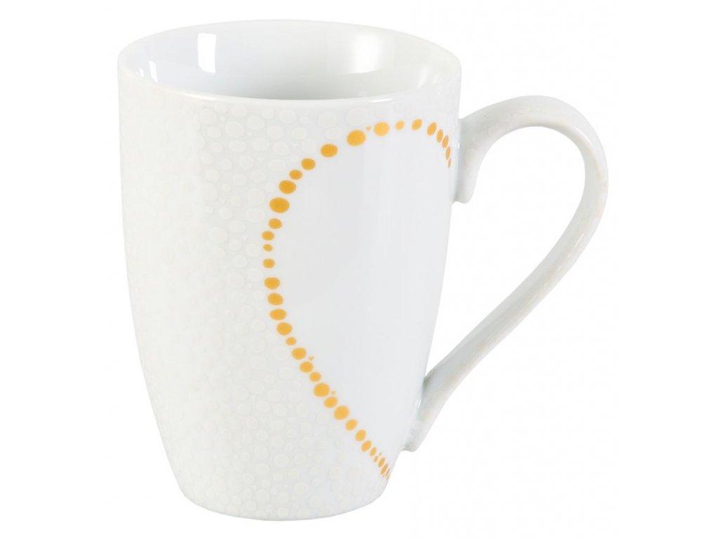 Vero - porcelánový hrnek 0,2 l, motiv srdce