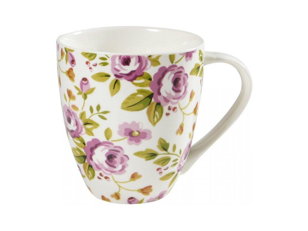 Růže, Truro chintz - porcelánový hrnek 0,5 l, Caravan Floral