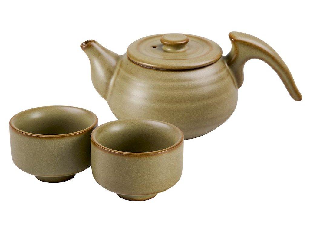 Funi - porcelánová čajová souprava 0,24 l/0,05 l