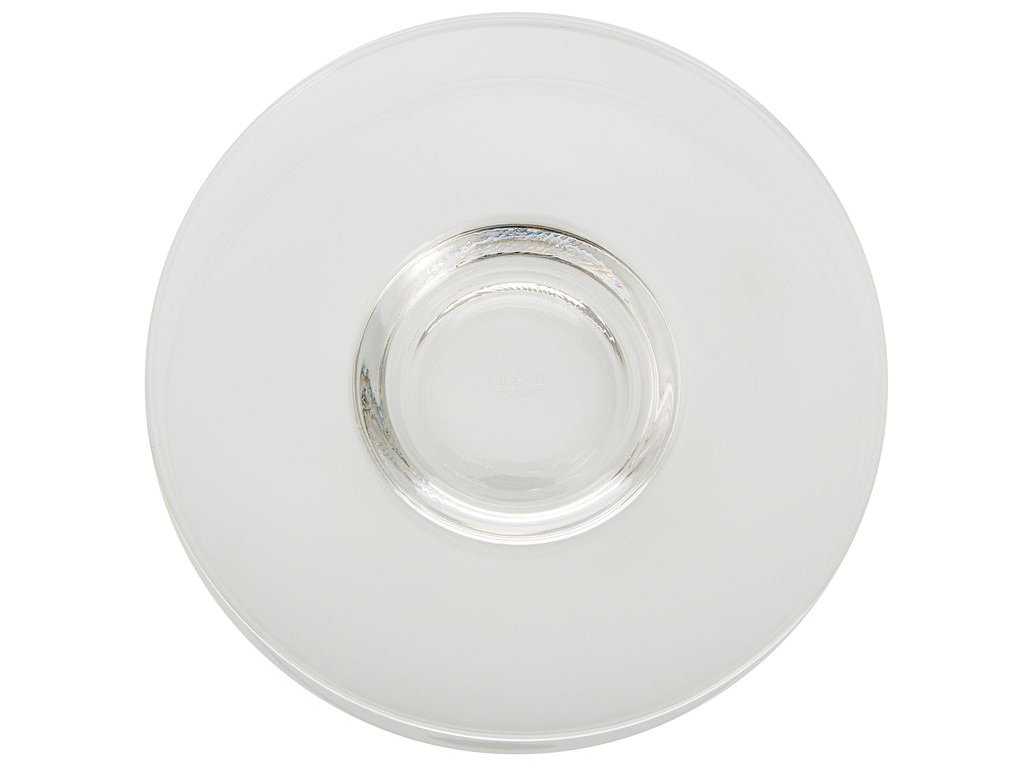 Skleněný podšálek - talířek ø,15 cm