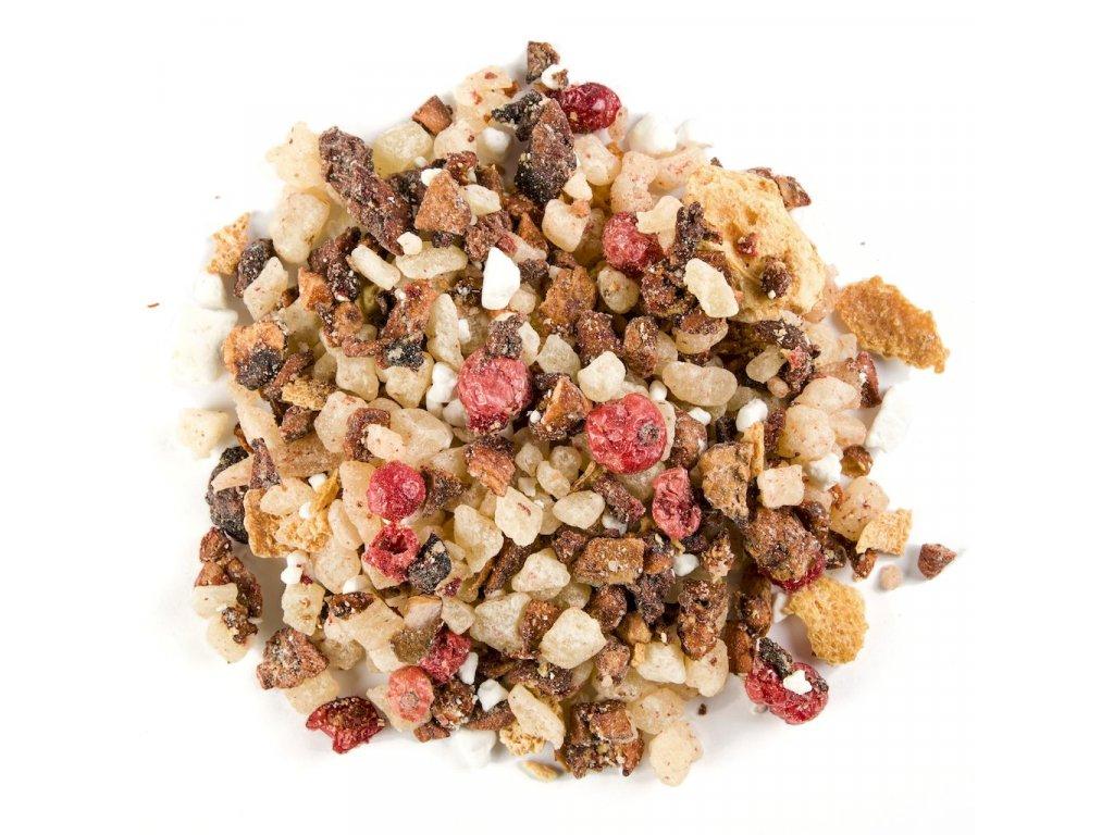 Letní osvěžení - aromatizovaný sypaný ovocný čaj 80 g