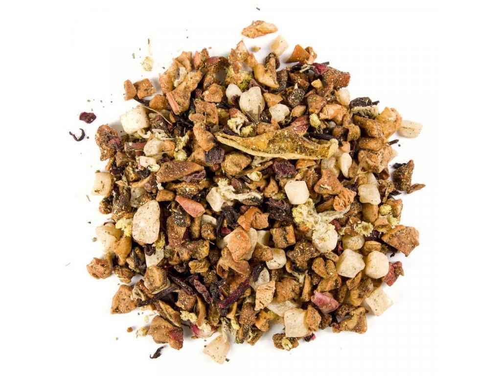 Meloun s bezovým květem - aromatizovaný sypaný ovocný čaj 80 g