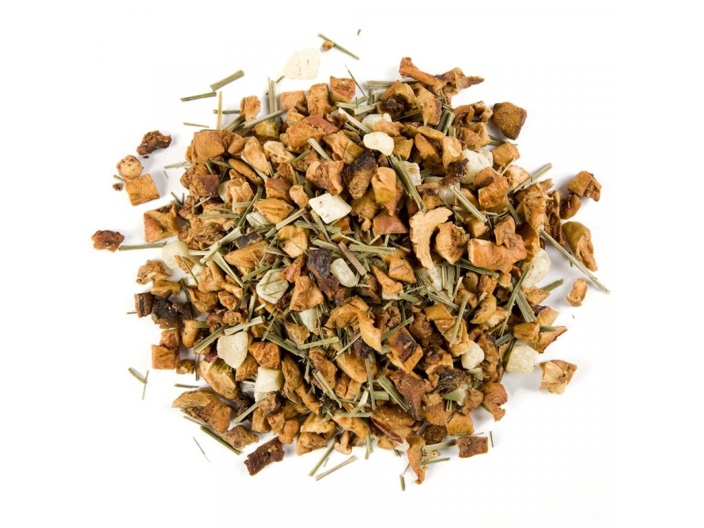 Krásný den - aromatizovaný sypaný ovocný čaj 80 g