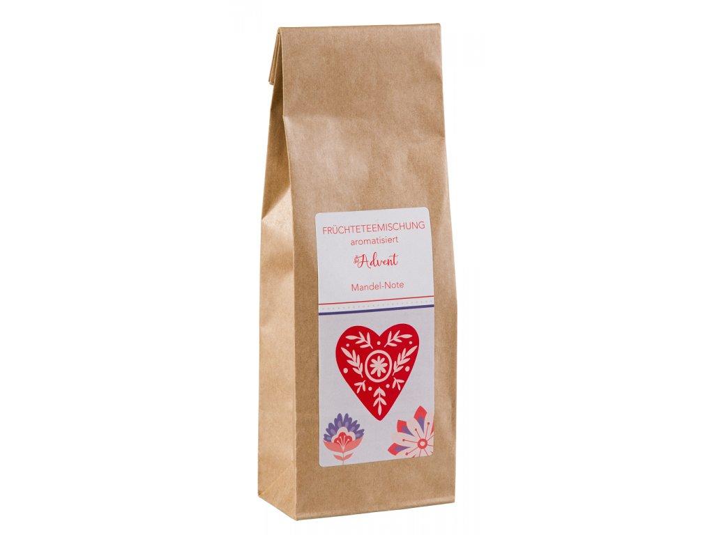 Advent - ovocný sypaný aromatizovaný vánoční čaj 100g