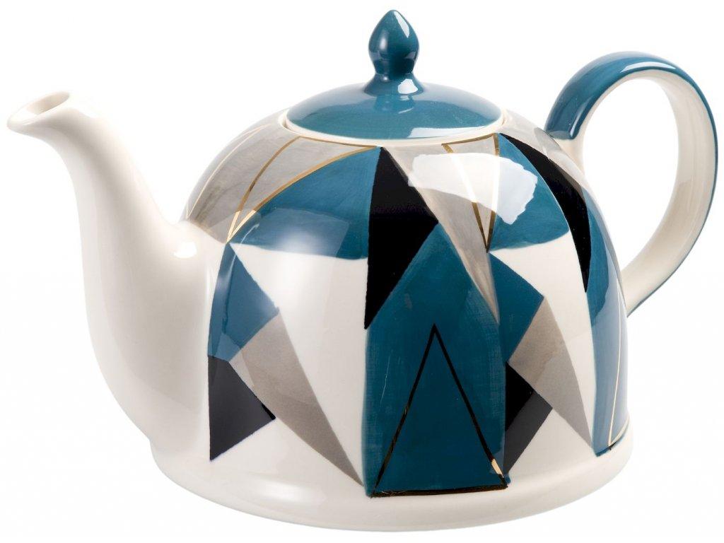 Caspian - keramická čajová konvička 1,9 l
