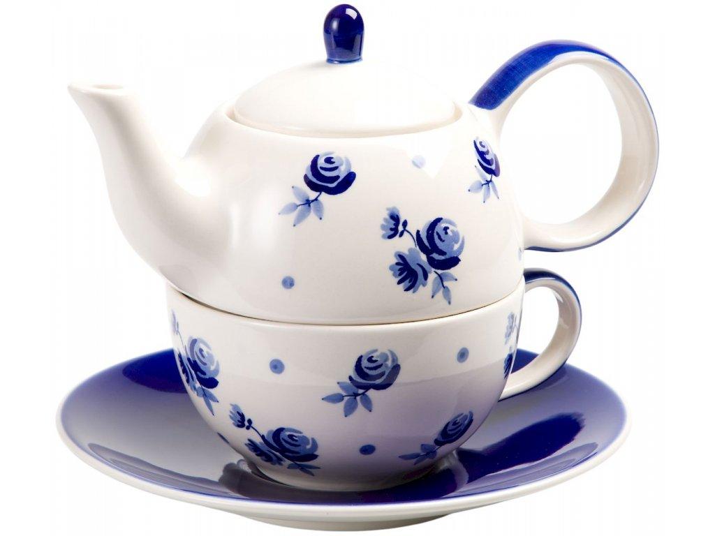 Almut - keramická čajová souprava 0,2 l/0,4 l, tea for one