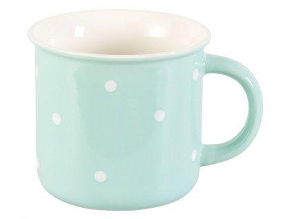 Vreni - porcelánový hrnek 0,3 l,  mátový - zelený
