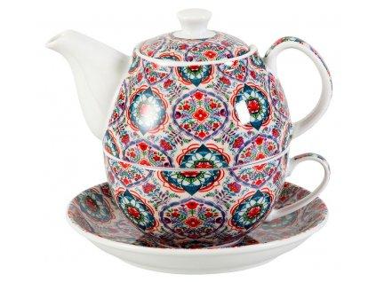 Helma - porcelánová čajová souprava 0,17 l/0,3 l, tea for one