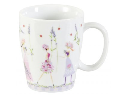 Flowers Girls - porcelánový hrnek 0,25 l