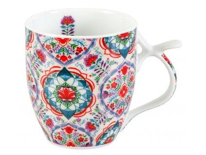 Helma - porcelánový hrnek 0,35 l, mandaly