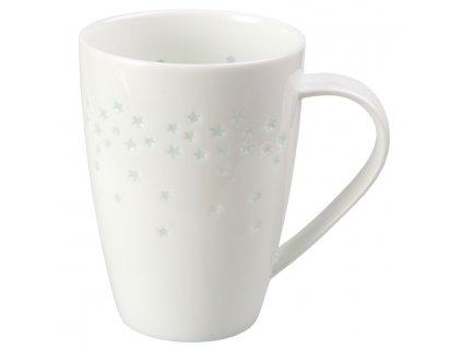 Starlight - porcelánový hrnek 0,5 l, hvězdy