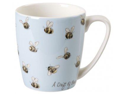 Včela - Fine China, porcelánový hrnek 0,3 l