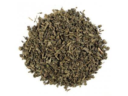 Svěží máta - aromatizovaný sypaný zelený čaj 80 g