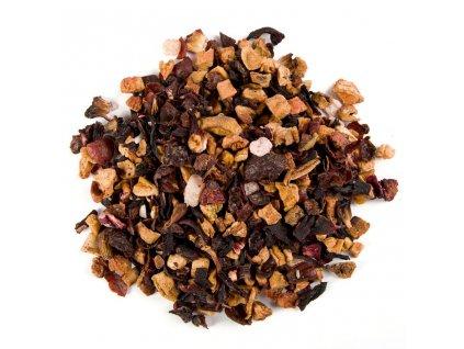 Piña Colada - aromatizovaný sypaný ovocný čaj 80g