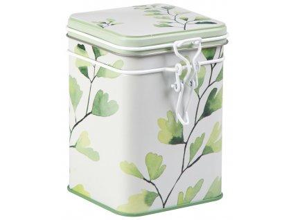 Trees - plechová dóza 150 g, zelená