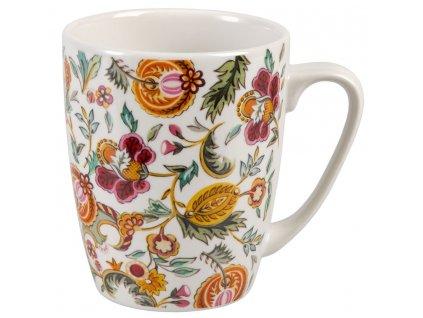 Odisha - Fine China, porcelánový hrnek 0,4 l