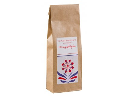 Pomerančové sušenky - černý sypaný aromatizovaný vánoční čaj 100g