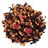 Jahodovo-malinový šálek - aromatizovaný sypaný ovocný čaj 80 g