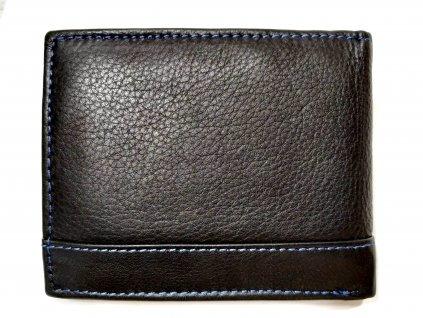 Klasická pánská peněženka Bellugio naširoko černá