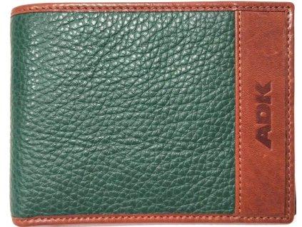 Pánská kožená peněženka ADK Spring česká výroba