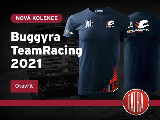 Kolekce Team Racing 2021