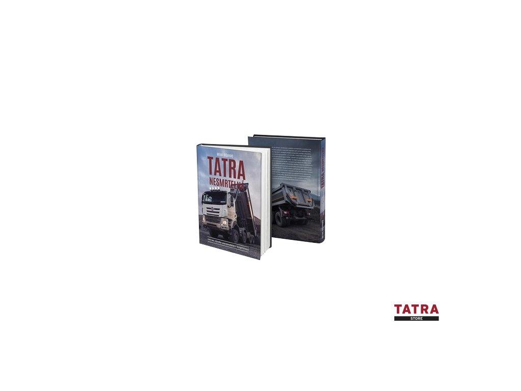 Kniha TATRA NESMRTELNÁ