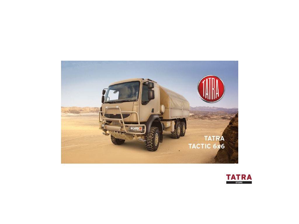 Magnetka TATRA 810