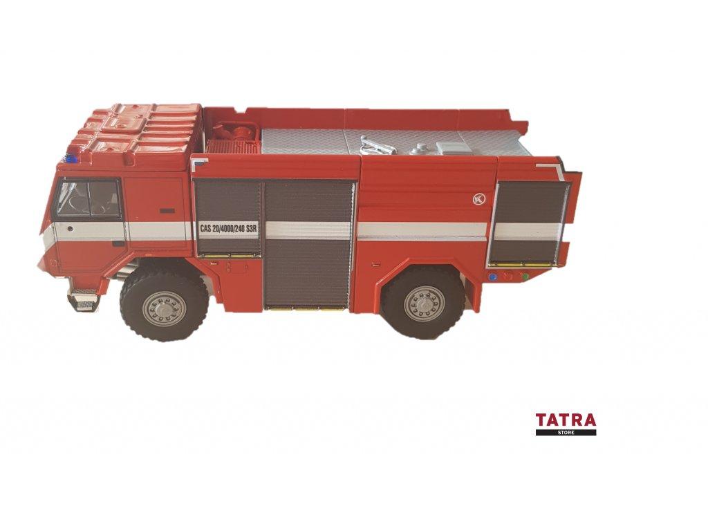 Model TATRA Force 4x4 - hasičský vůz