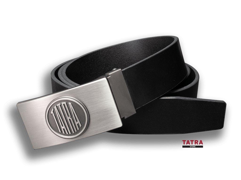 Kožený opasek TATRA 35 mm