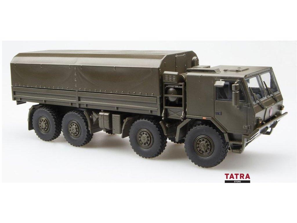 Model TATRA 815-7 8X8 valník s plachtou
