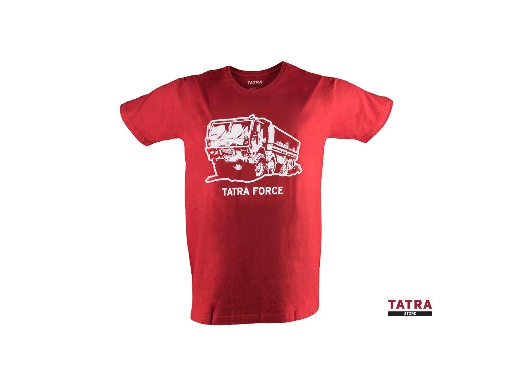 Tričko dětské  TATRA FORCE