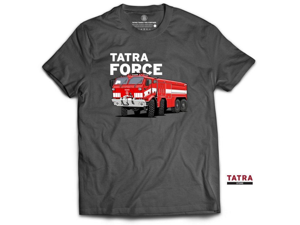 Tričko TATRA FORCE s motivem hasič
