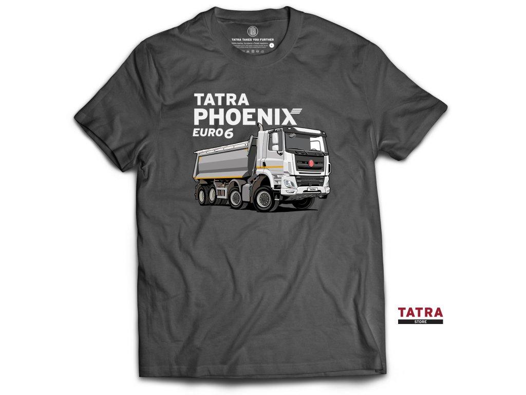 Tričko TATRA PHOENIX / Mens T-Shirt TATRA PHOENIX Tipper