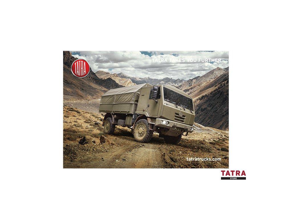 plakat Defence TACTIC A2 2019