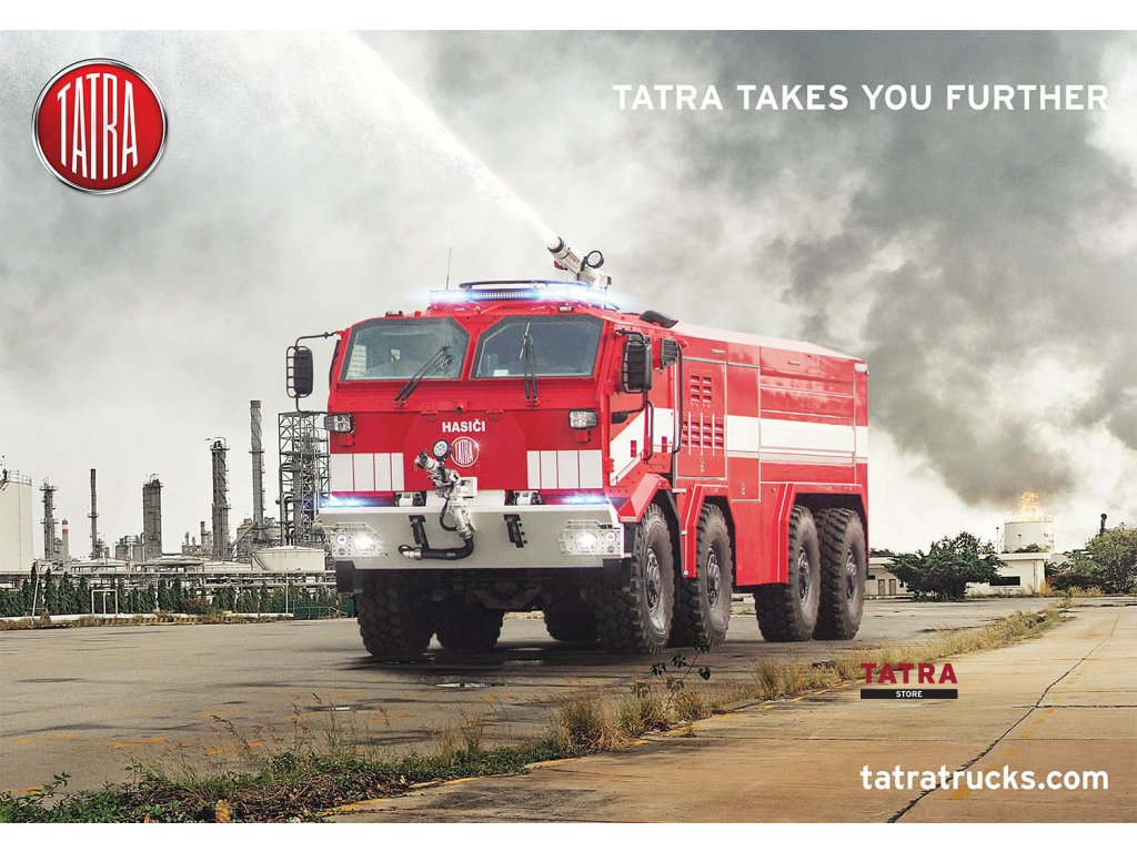 plakat firefighting A2 2019 2