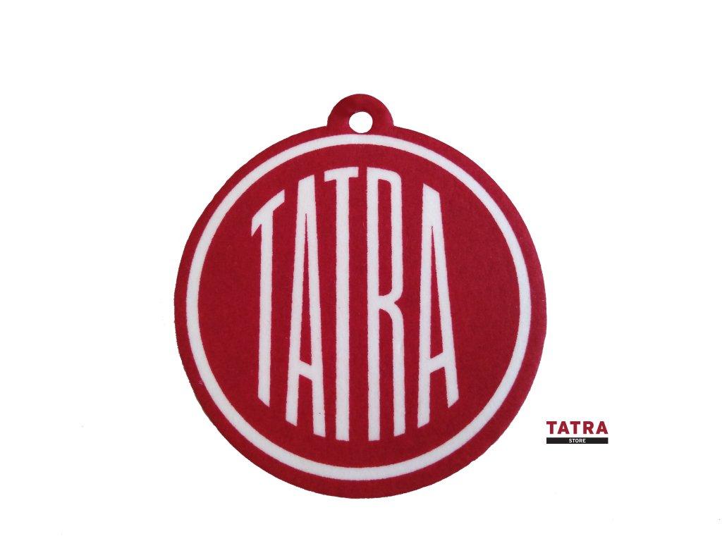 Vůně do auta logo TATRA