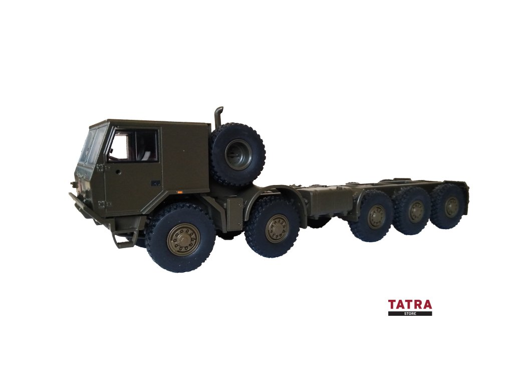 Model TATRA 815 vojenský 10x10 / Army model T815 10x10