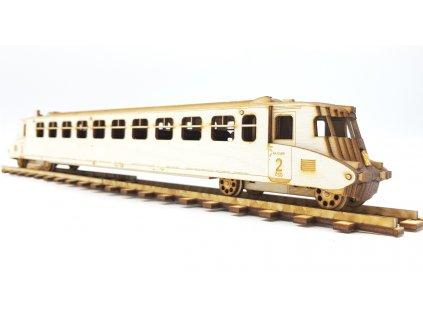 Dřevěný model Slovenská strela