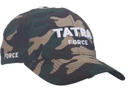Kšiltovka TATRA FORCE / Cap TATRA FORCE