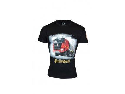 Triko pánské PRÄSIDENT 8x8 / Mens T-Shirt