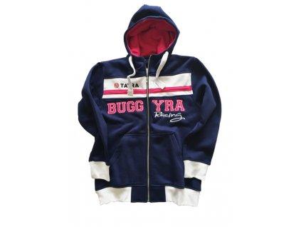 Mikina s kapucí Buggyra dámská / Women Hoodie Buggyra Racing