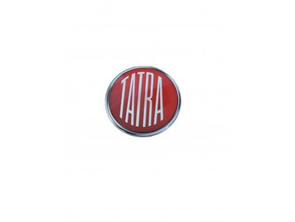 Placka TATRA / Logo Button Pin