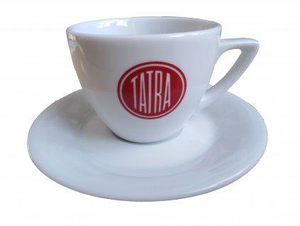 Šálek TATRA s podšálkem / Coffee cup with plate