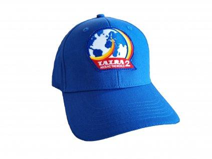 Kšiltovka TATRA KOLEM SVĚTA 2 / Original cap Tatra around the world 2