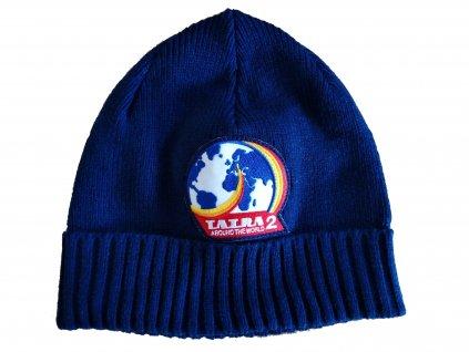 Zimní čepice TATRA KOLEM SVĚTA 2 / Winter Hat Tatra Around the World 2