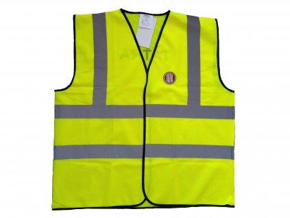 Reflexní vesta TATRA / Reflective Safety Vest