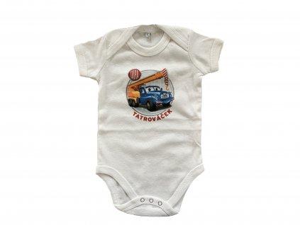 Dětské body TATROVÁČEK / Infant bodysuit