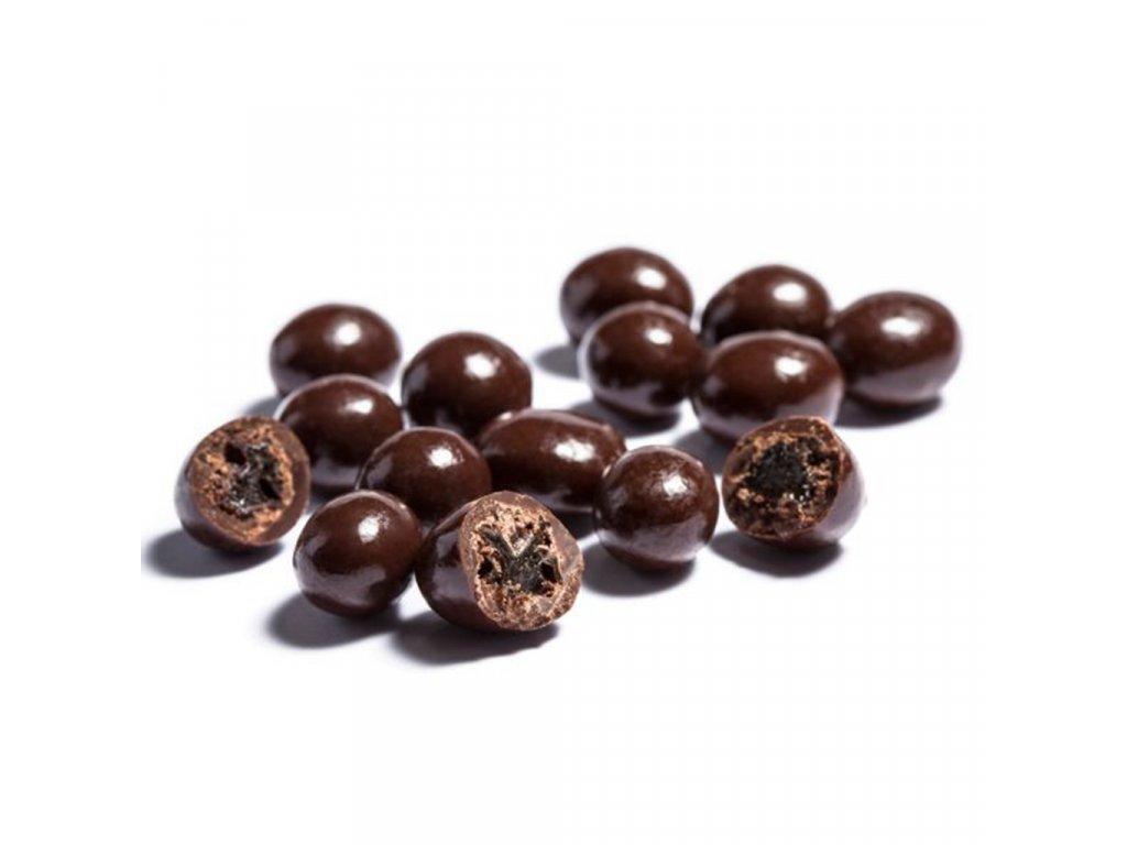 hrozienka v cokolade