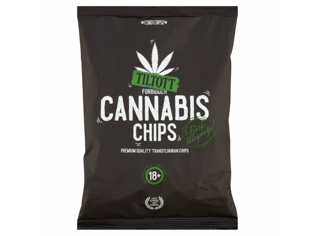 canabis chips